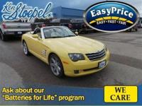 Crossfire Limited, 2D Convertible, 3.2L V6 SOHC 18V,
