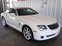 Crossfire Limited, 2D Coupe, 3.2 L V6 SOHC 18V, RWD,