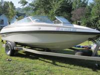 2005 Crownline 180XR, 18', 8 person capability, 4.3