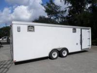 2005 Custom Built A-OK Car Hauler. 2005 Custom Built