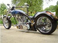 2005 Custom Built Independent Cycle East Chopper . 2005