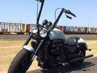 2005 Custom-Built Rocket III . 2005 Custom-Built one of