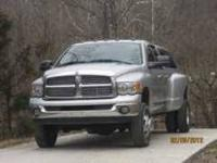2005 Dodge Ram 3500 with 5.9 Diesel Cummins. The