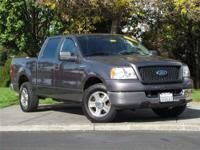 This 2005 Ford F-150 XLT Truck features a 5.4L V8 EFI