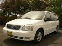 This 2005 Ford Freestar Wagon SEL is offered to you for