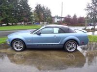 Come see this 2005 Ford Mustang Premium. It has an