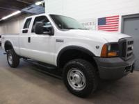 EXT CAB 1-TON 4X4 SHORT BED 2005 Ford F350 XL SuperDuty