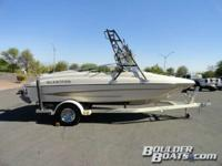 Featuring: Volvo Penta 4.3 GL I/O wakeboard tower board
