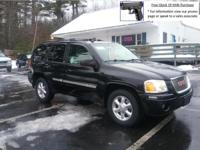 NADA Value: $7,825 Fully loaded GMC Envoy here! Great