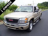2005 GMC SIERRA 1500 Z-71 4WD CREW CAB SLT in DOESKIN