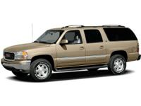 Check out this gently-used 2005 GMC Yukon XL we