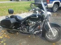 "Very Clean and Like New 16,942 miles 88""/1450cc Motor"