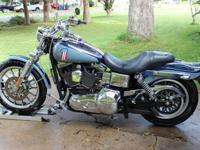2005 Harley Davidson Dyna Low Rider 12,780 miles. Good