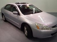 2005 Honda Accord EX Sedan ** MOONROOF ** ULTRA CLEAN
