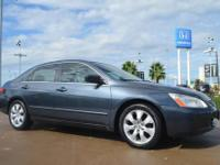 2005 Honda Accord LX pre owned gray sedan for sale in