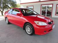2005 Honda Civic EX ** New Car trade-in ** Moonroof **