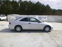 Check out this gently-used 2005 Honda Civic Cpe we