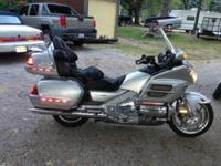 2005 Honda Goldwing GL1800 in Excellent Condition- -