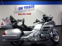 2005 HONDA GOLDWING LIMITED EDITION Here at On Track