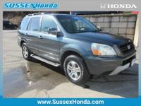 This 2005 Honda Pilot EX-L with RES is offered to you