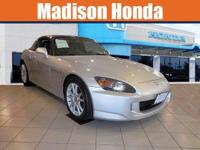 2005 HONDA S2000 >>> DEALER SERVICED <<<< WITH HARDTOP