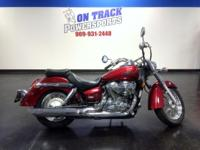 2005 HONDA SHADOW AERO 750 We offer financing for just