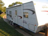 2005 Jayco Jay Flight 29 BHS Travel Trailer This 29