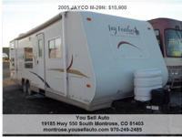 2005 Jayco M29 29 foot Camper Trailer (#3957) with