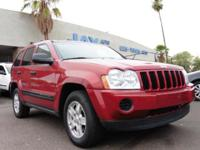 Options:  2005 Jeep Grand Cherokee 4Dr Laredo