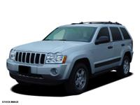 Treat yourself to this 2005 Jeep Grand Cherokee Laredo,