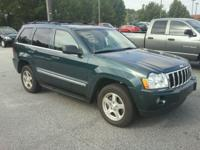 Options Included: N/AThis 2005 Jeep Grand Cherokee is