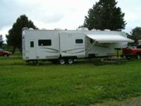 2005 K-Z New Vision Sportster Toy Hauler This is the