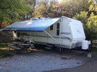 2005 Keystone Springdale. This travel trailer 28 feet