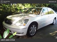 2005 Lexus LS 430 Our Location is: Mercedes-Benz Of