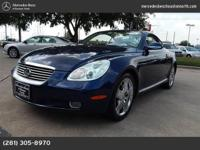 Looking for a clean, well-cared for 2005 Lexus SC 430?