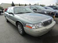 This used 2005 Mercury Grand Marquis in Laramie,