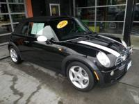 CARFAX 1-Owner, LOW MILES - 60,039! Cooper Convertible