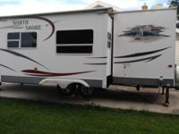 I am selling my 2005 M-26FB-DSL North Shore camper. It