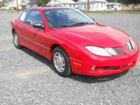 BRIGHT RED SUNFIRE!!! Very well maintained Vehicle