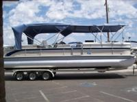 We have a pre-owned Premier 310 Boundary waters RE with