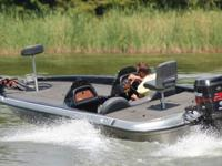 VERY MINT 2005 Pro Craft 210 Super Pro dual console