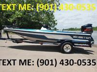 Dual console Bass boat. I purchased this boat as a