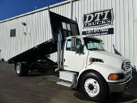 Front Axle 21 000 Lbs. 2005 Sterling Trucks Acterra