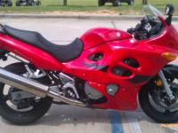 I currently have a 2005 Suzuki Katana 600 for sale.