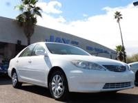 Options:  2005 Toyota Camry Le 4Dr Sdn Le Auto