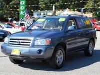 2005 Toyota Highlander W/4WD*** Automatic 124746 miles