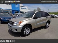 2005 Toyota RAV4 Our Location is: AutoNation Honda West