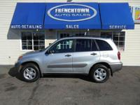 All Frenchtown Auto Sales vehicles come with a NEW RI