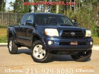 This 2005 Toyota Tacoma 2dr PreRunner features a 4.0L