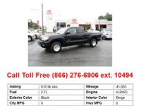 2005 Toyota Tacoma Base 4x2 Access Cab 127.2 in. WB